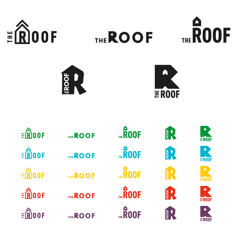 logo the roof 4 arnaudneubert.com
